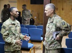 "Task Force Cavalier Conducts Third ""Cavalier Orientation"""