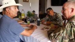 Kentucky National Guard Chaplains build partnerships through faith