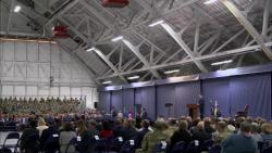Secretary of The Air Force Heather Wilson Celebration Ceremony