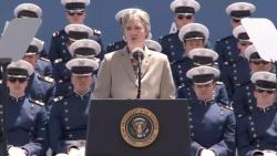 United States Air Force Academy Graduation, Part 1