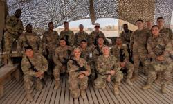 Task Force Cavalier Unit Ministry Team Battlefield Circulation