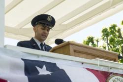86th AW commander celebrates centennial Memorial Day, honors fallen Americans