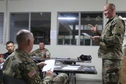 Kentucky National Guard Chaplains build partnerships through faith.