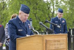 Anchorage commemorates Memorial Day