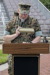 Activation of Marine Advisor Companies Alpha and Bravo