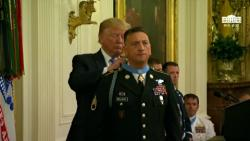 White House Medal of Honor Ceremony – SSG David G. Bellavia