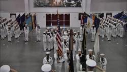 Navy Grad