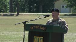 18th Military Police Brigade Change of Command