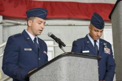492 SOTRG hosts change of command ceremony