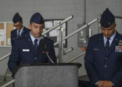 492nd SOTRG hosts change of command ceremony
