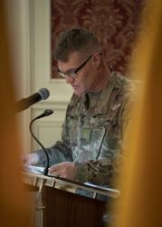 Devil Brigade welcomes incoming commander in Poland