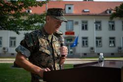 Marine Forces Europe and Africa Change of Command