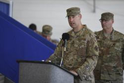 1st SOMXG holds change of command ceremony at Hurlburt Field, Florida