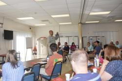 Chaplains host training for Volunteer Airmen in Hawaii
