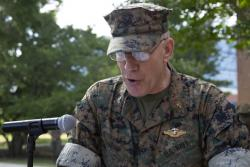 MARFORCOM welcomes new commanding general
