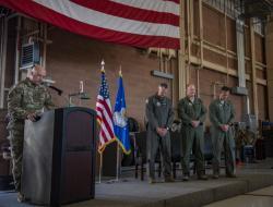 53rd TEG welcomes new commander