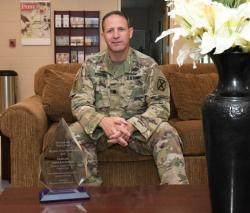 10th Mountain Division's senior religious leader receives Chaplain of the Year honor
